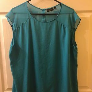 Apt. 9 blouse- size XL